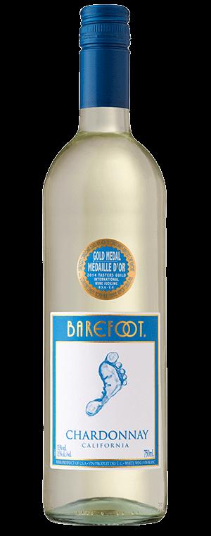 Barefoot wine Chardonnay
