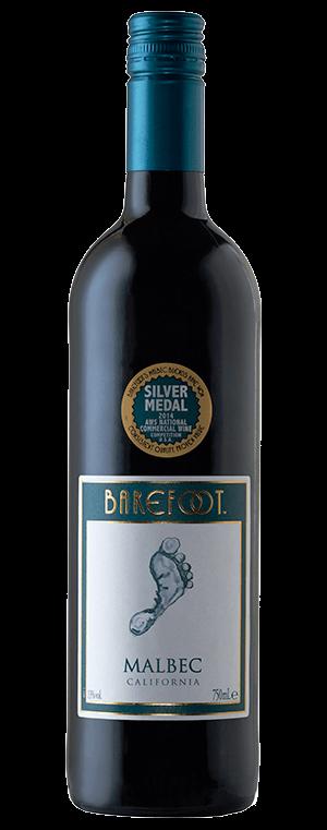Barefoot wine Malbec